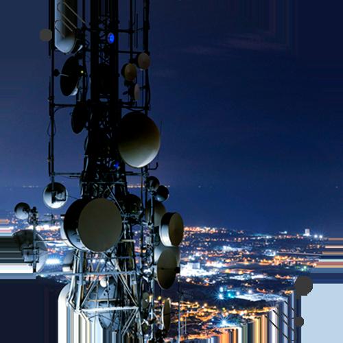 wireless tower of fiberX